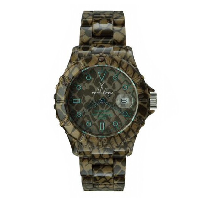 TOY WATCH OROLOGIO IMPRINT REPTILE FLE02RE