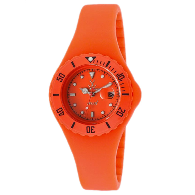 TOY WATCH OROLOGIO JELLY JTB03OR