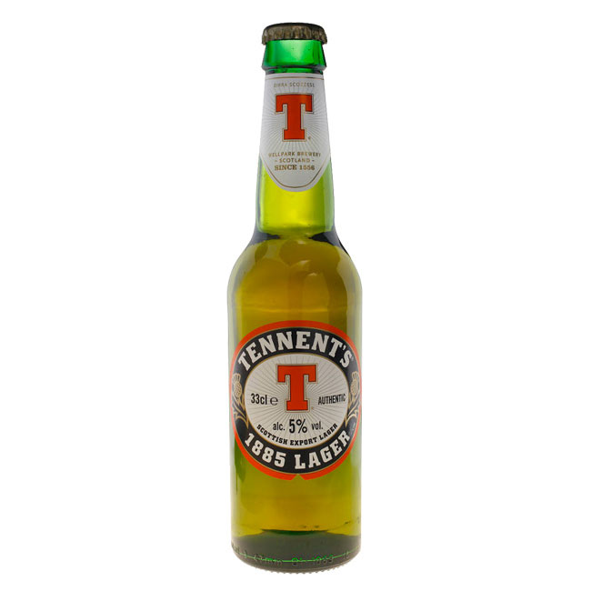 24 BIRRE TENNENTS LAGER 1885 5% 33cl 31/03